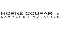 Horne Coupar LP Logo