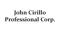 John Cirillo Sponsor
