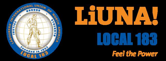 LiUNA Sponsor Logo