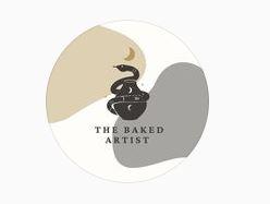 The Baked Artist Logo