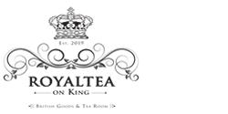 Royal Tea on King