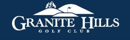 Granite Hills Golf Club Logo