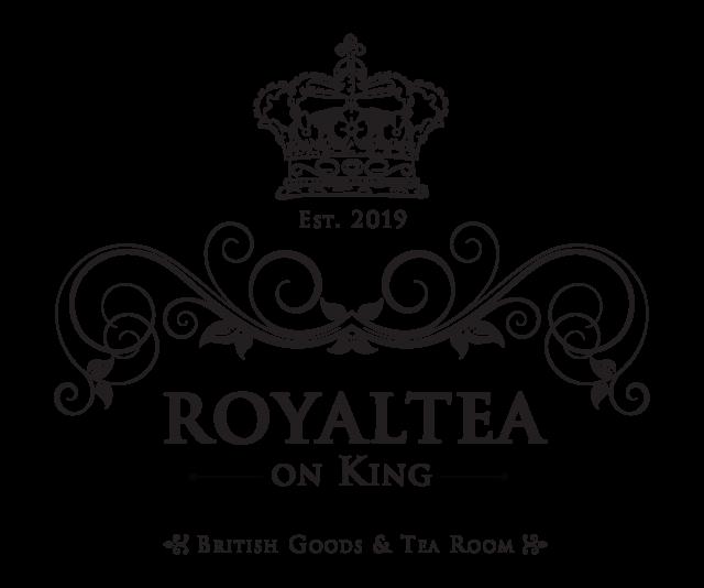 Royal Tea on King Logo